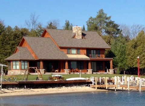 Lake Charlevoix House