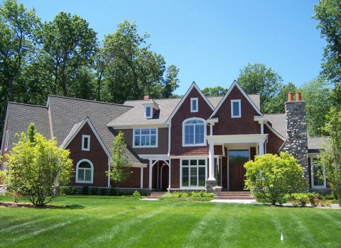 Park Ridge Shingle Style Home