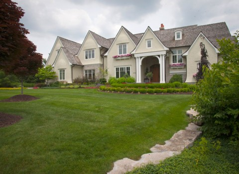 Turtle Lake Shingle Style Home